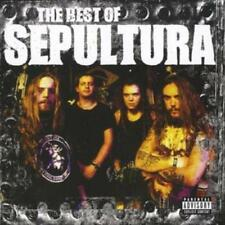 Sepultura : The Best Of CD (2006) ***NEW***