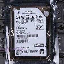 "HITACHI HTS727575A9E364 750 GB 2.5"" 7200RPM 16MB SATA Laptop Hard Disk Drive HDD"