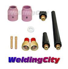 "TIG Welding Gas Lens Accessory Kit (1/16"") for Torch 9/20/25 T39 