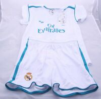 Real Madrid Jungen Fussball Trikot & Hose Set 2017 - 2018, Größe 10 Jahre *NEU*