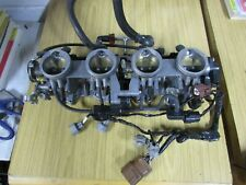Kawasaki ZX10R E8F E9F 2008 2010 full set throttle bodies wiring tps stva etc