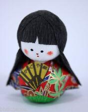 起き上がり小法師 Okiagari Koboshi - Figurine papier maché KAGUYAHIME - Made in Japan