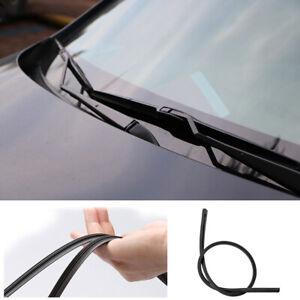 "2 X 26"" Universal Auto Car Windshield Frameless Rubber Wiper Blade Refill"