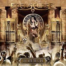 Eden's Curse - Live With Curse (NEW 2CD)
