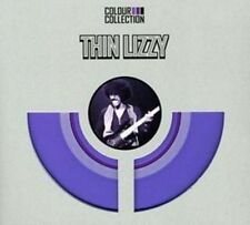 Colour Collection by Thin Lizzy (CD, Apr-2007, Universal Distribution)