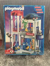Playmobil Fire Station, 3885, Figures, Accessories, Fire Engine 3880 Play Mobil