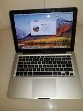 Apple Macbook Pro 13in A1278 Late 2011 2.4Ghz i5 4GB  MacOS Sierra A- GRADE