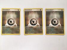 x3 Pokemon Card Rare Non Holo Metal Energy 107/113 Ex Delta Species Free Ship!
