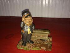 Tim Wolfe & Tom Clark Gnome 1986 Railroad Pullman Car Figure