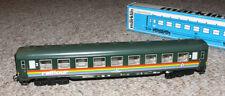 B12  Märklin 4119 D Zugwagen 2. Klasse Railtour grün Blech SNCB
