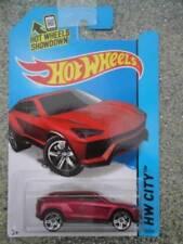 Voitures, camions et fourgons miniatures rouges Lamborghini 1:64