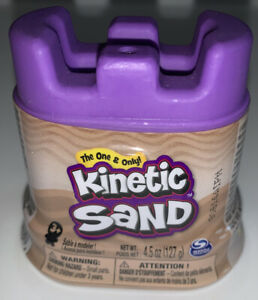 Kinetic Sand Single Container - Individual pack - Tan