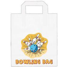 Zehn Stecknadel Bowlingspiel Party Taschen / Beute / Bonbon - Mädchen Jungen