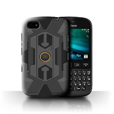 Stuff4 Phone Case/back Cover for Blackberry Leap /armour/armor Robot