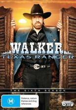Walker, Texas Ranger Complete Series: Seasons 1-8 : NEW DVD Box-Set