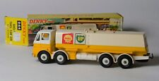 Dinky 944 Leyland 'Shell-BP' Fuel Tanker. Rare White Chassis. Very Nr.MINT/Boxed