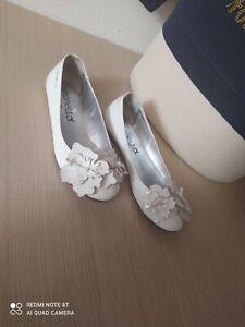 Simonetta, scarpe bambina tg. 35