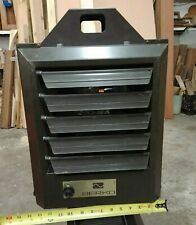 BERKO by Marley Com/Industrial Shop/Warehouse Electric Heater 3-Phase 277/480vac