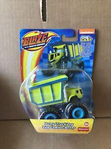 Blaze and the Monster Machines Diecast - Dump Truck Zeg -Combined Postage