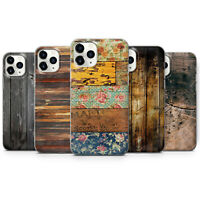 Wood texture Phone case cover fits for iPhone 4 5 6 7 8 11 X/XS, XS max, xr,