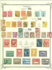 Lots & Sammlungen von Briefmarken aus Australien, Ozeanien & der Antarktis