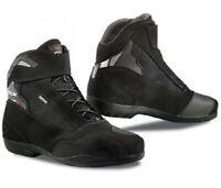 Scarpe moto Tcx Jupiter 4 GTX goretex nero black shoes impermeabili traspiranti
