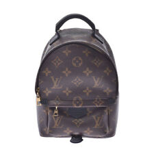 LOUIS VUITTON Monogram Palm Springs MINI Brown M44873 bags 802500033203000