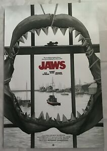 Jaws Poster from Mondo SDCC Exclusive by Phantom City Creative