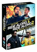 Ride Along 1 and 2 [DVD] [2015] [DVD][Region 2]