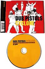 DUB PISTOLS - Cyclone (CD Single) (EX/EX)