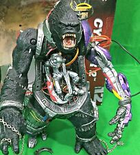 McFarlane Toys Spawn Series 12 Cy-Gor 2 Ultra-Action Figure Boxed 1998 Complete
