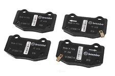 Rr Disc Brake Pads  ACDelco GM Original Equipment  171-1127