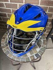 Cascade Pro7 Lacrosse Helmet Blue Size PRO7C