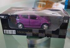 NewRay Mercedes Benz A Class 1:32 Scale in Purple  in Box