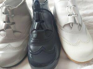 Pretty originals boys shoes x3 navy/ grey / white eu 29