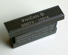 Vintage VisiCalc Module for HP-75C / 75D Calculator HP 75 Calculators pdf manual