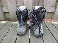 PRE-OWNED THIRTY TWO SNOWBOARD BOOTS US11.5EURO45.5UK10.5 USA SALE