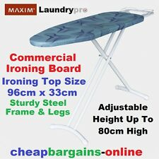 COMMERCIAL IRONING BOARD MAXIM KITCHENPRO PORTABLE COMMERCIAL IRONING STAND FOLD