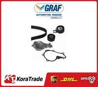 Gates Alternator Drive Belt Kit For Citroen Ford Mazda Peugeot K026PK1708