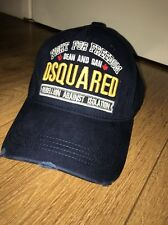 Dsquared2 Cap% Navy. Fight For Freedom %%%