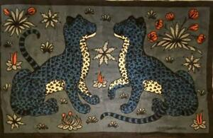 Hermes Beach Bath Towel Floor Mat Animal zebra 150x90 cm w/Box NEW JAPAN F/S
