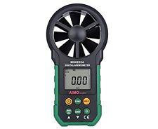 AIMOMETER MS6252A Digital Anemometer Wind Speed Air Flow Volume Velocity Meter