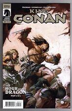 KING CONAN #5 - TIMOTHY TRUMAN SCRIPTS - GERALD PAREL COVER - 2013