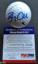 BRADY CLARK Rare Signed Nike Golf Ball Auto PSA/DNA Autograph Milwaukee Brewers