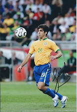 JUNINHO Pernambucano Signed 12x8 Photo AFTAL COA Autograph BRAZIL Vasco da Gama