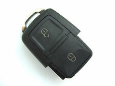 Seat Leon Ibiza Toledo 2 Button Remote Key Fob Case
