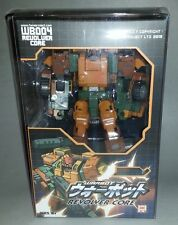 Transformers FansProject WB004 Reuolur Core RoadblasterWarbot new MISB G1