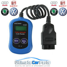 VAG fault code reader scanner diagnostic tool CAN VW