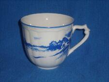 Teleflora Porcelain CUP-Delft Blue Country Scene