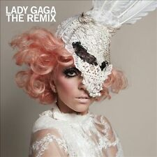 1 CENT CD The Remix - Lady Gaga